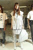 SEPT MM6 by Maison Margiela backstage -London Fashion Week