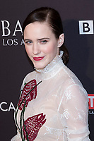 Rachel Brosnahan attend the BAFTA Los Angeles Awards Season Tea Party at Hotel Four Seasons in Beverly Hills, California, USA, on 06 January 2018. Photo: Hubert Boesl - NO WIRE SERVICE - Photo: Hubert Boesl/dpa /MediaPunch ***FOR USA ONLY***