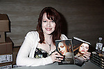 Author Richelle Mead at Romantic Times Booklovers Annual Convention 2011 - The Book Industry Event of the Year - April 8, 2011 at the Westin Bonaventure, Los Angeles, California for readers, authors, booksellers, publishers, editors, agents and tomorrow's novelists - the aspiring writers. (Photo by Sue Coflin/Max Photos)