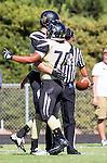 Palos Verdes, CA 09/13/13 - Mike Pettis (Peninsula #75) in action during the Culver City vs Palos Verdes Peninsula High School Varsity Football game at Palos Verdes Peninsula HIgh School.