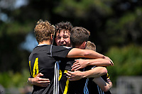 20181110 National Youth League - Phoenix v Canterbury United