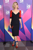 "Jodie Whittaker<br /> arriving for the London Film Festival 2017 screening of ""Journeyman"" at Picturehouse Central, London<br /> <br /> <br /> ©Ash Knotek  D3333  12/10/2017"
