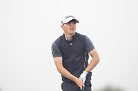 Sam Murphy (Portumna) on the 2nd tee during Round 1 of The East of Ireland Amateur Open Championship in Co. Louth Golf Club, Baltray on Saturday 1st June 2019.<br /> <br /> Picture:  Thos Caffrey / www.golffile.ie<br /> <br /> All photos usage must carry mandatory copyright credit (© Golffile | Thos Caffrey)
