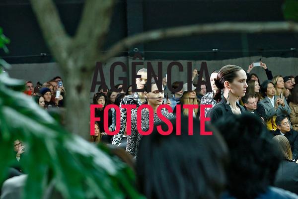 Paris, Franca &ndash; 02/2014 - Desfile de Celine durante a Semana de moda de Paris - Inverno 2014.&nbsp;<br /> Foto: FOTOSITE