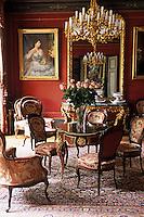 Europe/France/Champagne-Ardenne/51/Marne/Ay: Maison de champagne Deutz - Le salon rouge