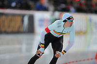 SPEED SKATING: HAMAR: Vikingskipet, 05-03-2017, ISU World Championship Allround, 1500m Men, Bart Swings (BEL), ©photo Martin de Jong