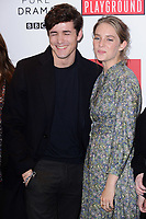 "Jonah Hauer-King and Maya Hawke<br /> arriving for the ""Little Women"" screening at the Soho Hotel, London<br /> <br /> <br /> ©Ash Knotek  D3360  11/12/2017"