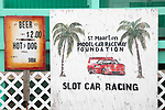 Slot Car Racing Sign