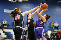 LuHi vs St. Rose girls basketball - 012515