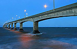 CONFEDERATION BRIDGE, NEW BRUNSWICK AND PRINCE EDWARD ISLAND, CANADA