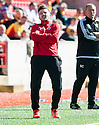 Clyde manager Barry Ferguson.