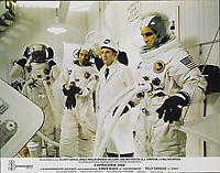 Capricorn One (1977)<br /> Oj Simpson, Sam Waterston &amp; James Brolin<br /> *Filmstill - Editorial Use Only*<br /> CAP/KFS<br /> Image supplied by Capital Pictures