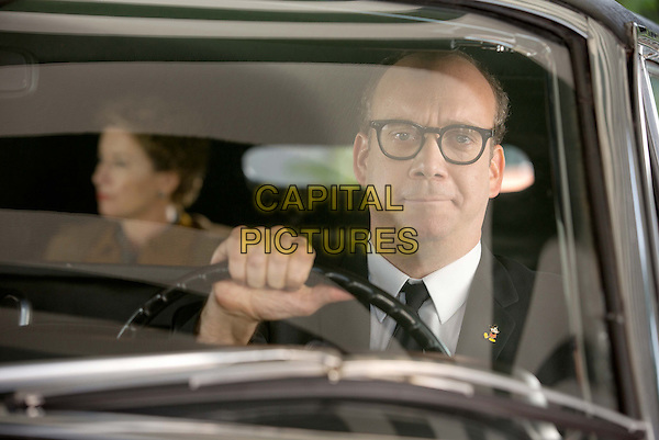 Emma Thompson, Paul Giamatti<br /> in Saving Mr. Banks (2013)<br /> *Filmstill - Editorial Use Only*<br /> CAP/FB<br /> Image supplied by Capital Pictures