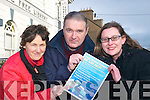 TACKLING DRUGS: Ger Lowe, the Listowel-.based project worker with Debra.Regan, North Kerry Together, and Jackie.Lander, Listowel Family Resource Centre.   Copyright Kerry's Eye 2008