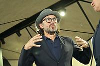 Vincent Perez at &quot;D&rsquo;apres une histoire vraie&quot;' film premiere.  Moscow, Russia - 09 Oct 2018<br /> **Not for sale in Russia or FSU**<br /> CAP/PER/EN<br /> &copy;EN/PER/Capital Pictures