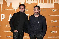 LOS ANGELES - DEC 3:  Lawrence Zarian, Gregory Zarian at the Counterpoint Season 2 Premiere at the ArcLight Hollywood on December 3, 2018 in Los Angeles, CA