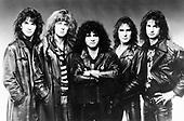 1987: KROKUS - Promotion Photo