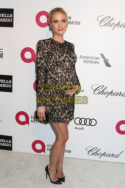 WEST HOLLYWOOD, CA - MARCH 2: Kristin Cavallari attending the 22nd Annual Elton John AIDS Foundation Academy Awards Viewing/After Party in West Hollywood, California on March 2nd, 2014.  <br /> CAP/MPI/mpi99<br /> &copy;mpi99/MediaPunch/Capital Pictures
