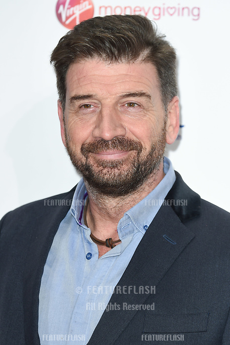 Nick Knowles at the Virgin Money Giving Mind Media Awards at the Odeon Leicester Square, London, UK. <br /> 13 November  2017<br /> Picture: Steve Vas/Featureflash/SilverHub 0208 004 5359 sales@silverhubmedia.com