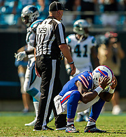 09/17/17: Photography of the Carolina Panthers v. The Buffalo Bills in their NFL home opener game at Bank of America Stadium in Charlotte, North Carolina.<br /> <br /> Charlotte Photographer - PatrickSchneiderPhoto.com