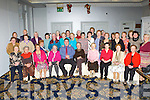The Killarney Active Retirement group which hosted the Sean Chairde tea dance in the Dromhall Hotel on Sunday..