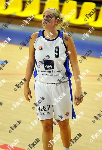 2011-09-01 / Basketbal / seizoen 2011-2012 / Kangoeroes Boom - Kabo / Vreny Van Driel..Foto: mpics