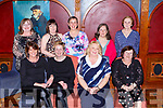 Former employees of Daly's Supermarket in Killarney who held a staff reunion in the Killarney Avenue Hotel on Saturday night front row l-r: Vera Healy, Evelyn Courtney, Siobhan O'Sullivan and Mary Foley. Back row: Caroline Murphy, Josie Reen, Louise Moynihan, Joan Kelliher and Peggy Lynch