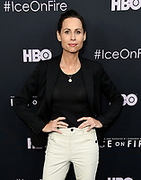 """05 June 2019 - Los Angeles, California - Minnie Driver. HBO's """"Ice on Fire"""" Los Angeles Premiere held at LACMA. <br /> CAP/ADM/BT<br /> ©BT/ADM/Capital Pictures"""