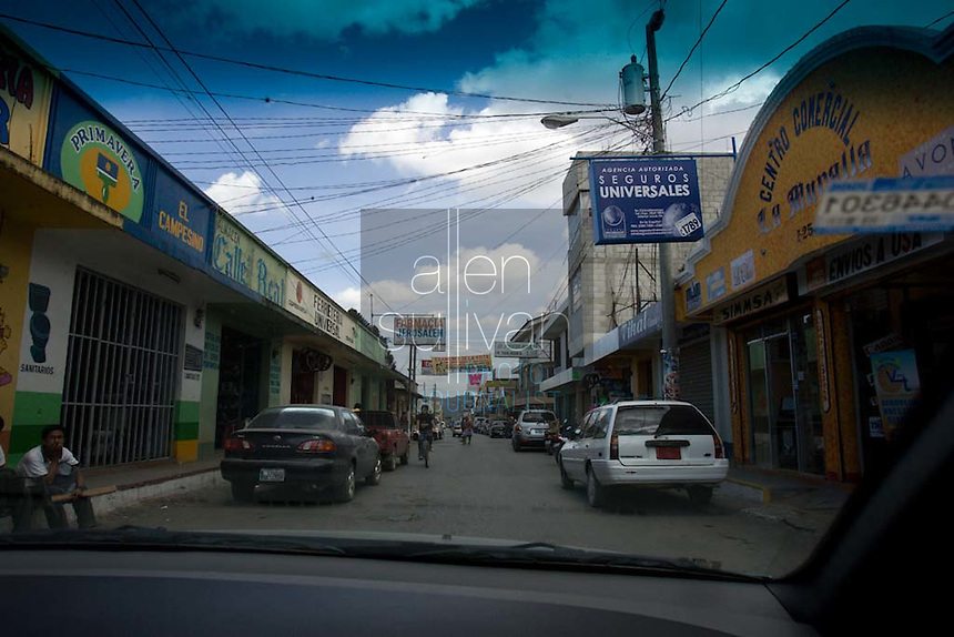 Chimaltenango, Guatemala on Thursday, March 8, 2007.
