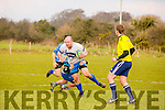 James O'Neill, Tralee Rugby Club, Tralee v Kinsale at O'Dowd Park on Sunday