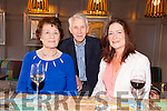 Trese Collins, Tim Collins and Paula Sweeney at the Official Opening of No 4 the Square on Friday