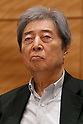 Former PM Koizumi throws support behind no nukes organization