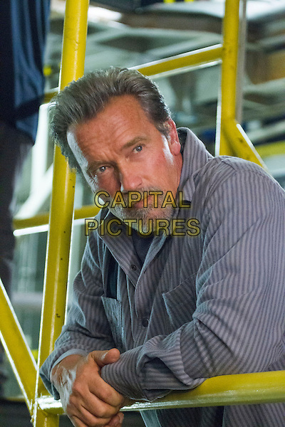 Arnold Schwarzenegger <br /> in Escape Plan (2013) <br /> *Filmstill - Editorial Use Only*<br /> CAP/FB<br /> Image supplied by Capital Pictures
