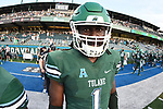 Tulane football tops Grambling, 43-14, to begin their 2017 season.