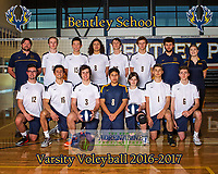 170308 Bentley Boys Volleyball