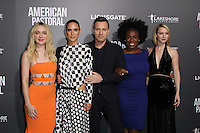 BEVERLY HILLS, CA - OCTOBER 13: Jennifer Connelly, Dakota Fanning, Ewan McGregor, Uzo Aduba, Valorie Curry attends the Special Screening Of Lionsgate's 'American Pastoral' on October 13, 2016 in Beverly Hills, California. (Credit: MPA/MediaPunch).