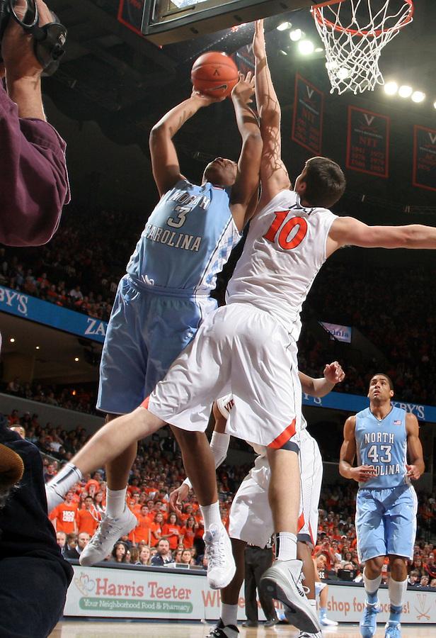 North Carolina Virginia Cavaliers NCAA men's basketball | Andrew Shurtleff Photography, LLC