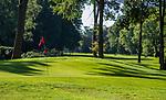 EINDHOVEN   - hole 12 met 10,  Golfbaan Welschap.   COPYRIGHT KOEN SUYK