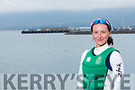 Eimer Moriarty from Fenit,  back in the water at the Tralee Sailing Club on Tuesday and looking forward to WIORA sailing championships which have been rescheduled for September. Eimer is current 2019 Female 29er National Champion.