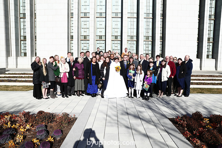 JSW 1711 Anderson Wedding 142<br /> <br /> JSW 1711 Anderson Wedding<br /> <br /> Derek and Becky Anderson - Draper Temple<br /> <br /> December 28, 2017<br /> <br /> Jaren Wilkey/BYU<br /> <br /> &copy; BYU PHOTO 2017<br /> All Rights Reserved<br /> photo@byu.edu  (801)422-7322