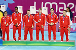 Goalball men  bronze medal at the 2019 ParaPan American Games in Lima, Peru-31aug2019-Photo Scott Grant