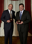 David Pidwell and  Rob Painter, Konneker Medal recipients