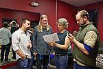 Craig Myers, Scott Murawski, Mike Gordon & Chris Friday At Port City Music Hall