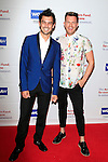 BEVERLY HILLS - JUN 12: Wesley Taylor, Leo Richardson at The Actors Fund's 20th Annual Tony Awards Viewing Party at the Beverly Hilton Hotel on June 12, 2016 in Beverly Hills, California