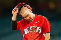Ryan Still #2 of the Houston Cougars during the game against the Kentucky Wildcats at Minute Maid Park on March 5, 2011 in Houston, Texas.  Photo by Brian Westerholt / Four Seam Images