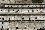 I Quartieri deI Forte di Fenestrelle, adibiti a prigioni durante il Risorgimento. The Fortress of Fenestrelle.