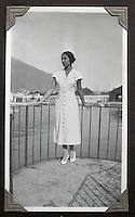 Carla Porta Musa,poetessa e  scrittrice, è nata a Como nel Marzo 1902. Qui a Villa Olmo di Como nel 1927