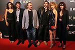 The whole cast attend El Metodo premiere at Palacio de la Prensa on October 07, 2019 in Madrid, Spain.(ALTERPHOTOS/ItahisaHernandez)