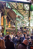 Borough Market, London.
