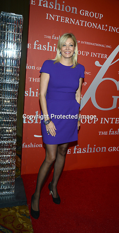 Nadja Swarovski attends the Fashion Group International's Night of Stars Gala on October 22, 2013 at Cipriani Wall Street in New York City.